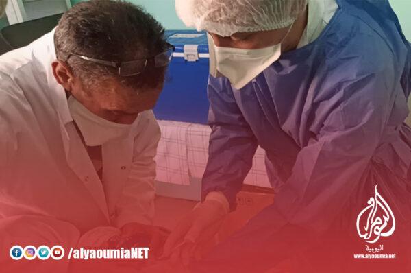 بداية أول حقنة لفيروس كورونا المستجد بمدينة تيفلت