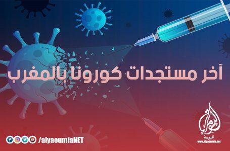 المغرب يسجل 2257 إصابة و9 وفيات جديدة بفيروس كورونا