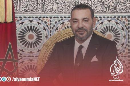 برقية تعزية ومواساة من جلالة الملك إلى أفراد أسرة المرحوم سيدي أحمد الرحالي، عضو المجلس الملكي الاستشاري للشؤون الصحراوية