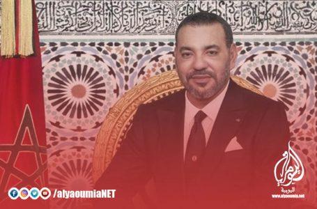 الملك يهنئ الرئيس الجزائري بمناسبة عيد استقلال بلاده